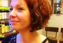 Beatrice nya frisyr